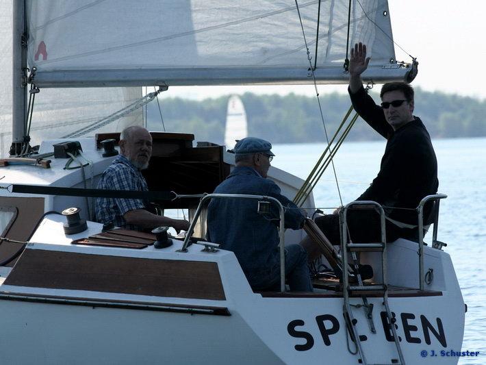 Ansegeln 23. April 2011 Kulkwitzer See