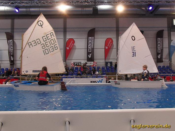 Pool der Beach&Boat
