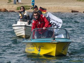 BMW Sailing Cup Leipzig - 15.5.2011 Cospudner See