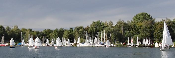 Seglerhafen Kulkwitzer See