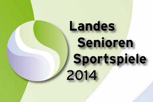 Landes-Seniorensportspiele 2014