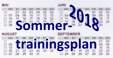 Sommertrainingsplan-2018